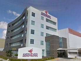 Amerimed Hospital Cancun Mexico