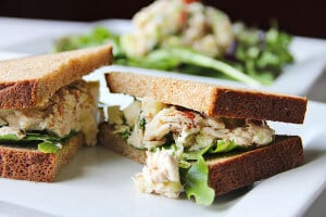 Apple Tuna Sandwich Recipe