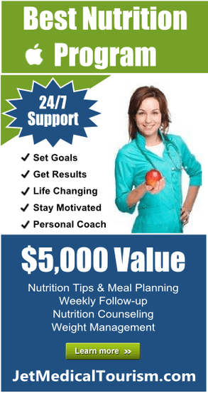 Bariatric Nutrition Support - Jet Medical Tourism