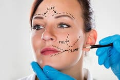Cosmetic Surgery - Brow Lift