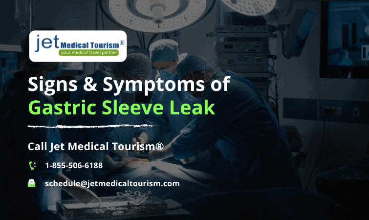 Signs and Symptoms of Gastric Sleeve Leak