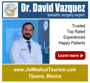 Dr. David Vazquez - Tijuana Mexico Bariatric Surgeon