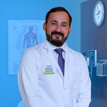 Dr. David Vazquez - Jet Medical Tourism