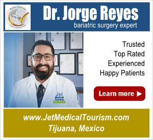 Jet Medical Tourism - Dr. Jorge Reyes