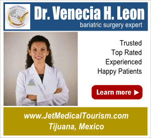 Dr. Venecia H. Leon - Tijuana Bariatric Surgeon