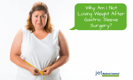 Why Am I Not Losing Weight After Gastric Sleeve Surgery? Common Myth Debunked!