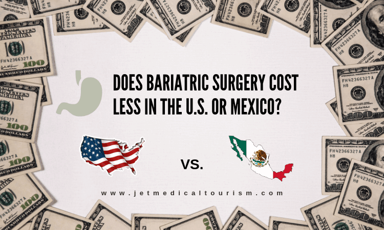 Cost of Bariatric Surgery in Mexico VS USA