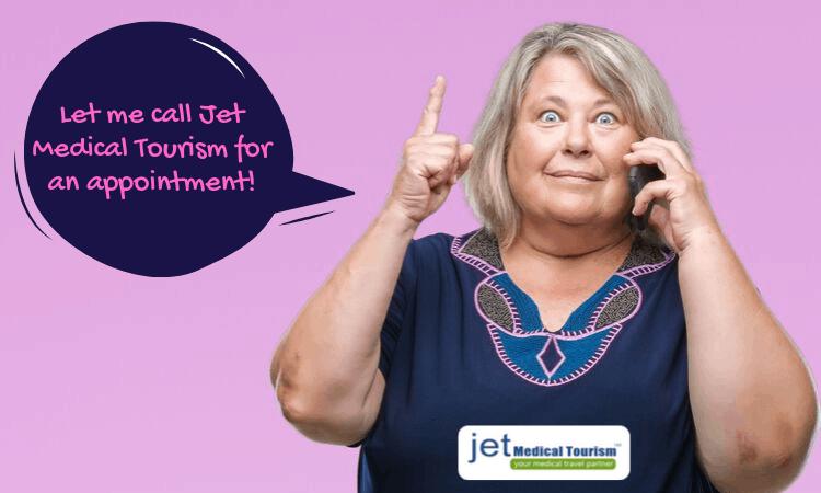 Contact Jet Medical Tourism