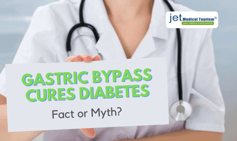 Gastric bypass cures diabetes