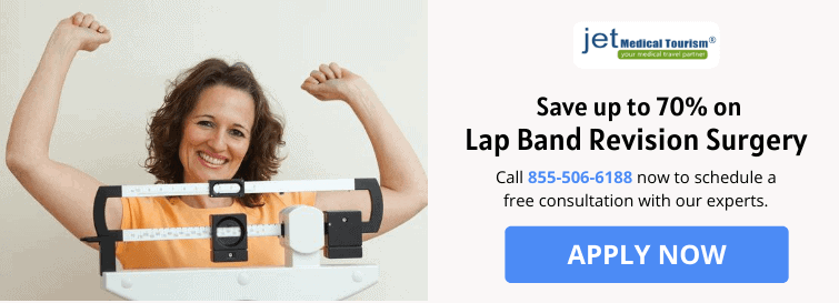 Save on Lap Band Revision Surgery
