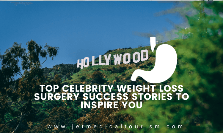 Celebrity Weight loss Surgery