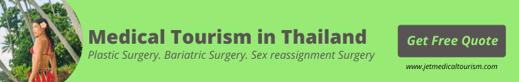 Thailand Medical Tourism Cost