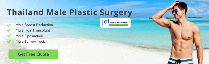 Thailand Plastic Surgery for Males