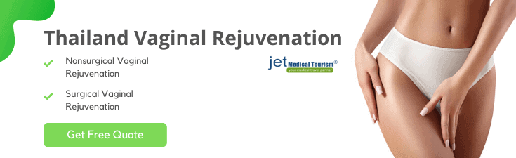 Thailand Plastic Surgery for Vaginal Rejuvenation