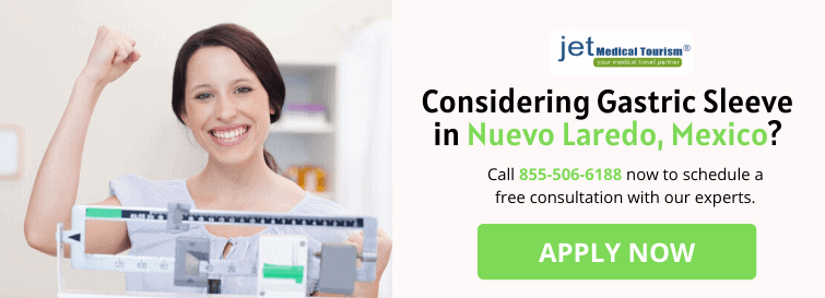 Get Your Gastric Sleeve in Nuevo Laredo, Mexico