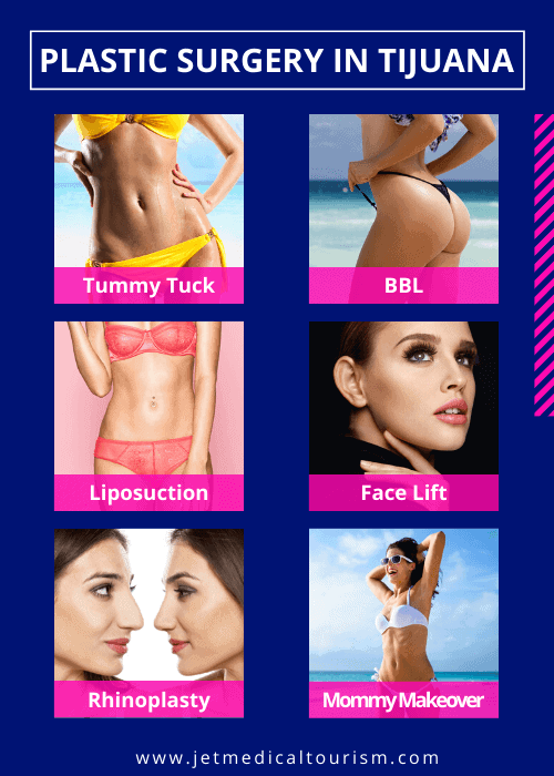 Plastic Surgery Procedures Tijuana