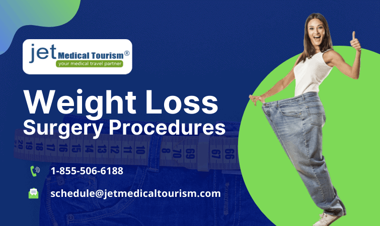 Weight Loss Surgery Procedures