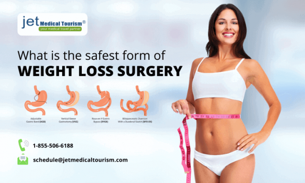 What Is The Safest Form Of Weight Loss Surgery