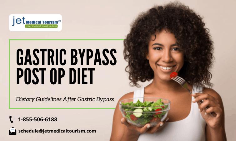 Gastric Bypass Post Op Diet