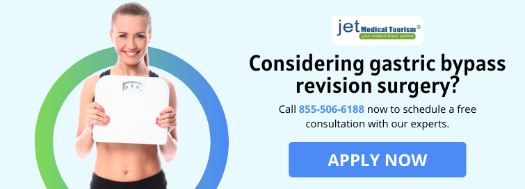 Gastric bypass revision consultation
