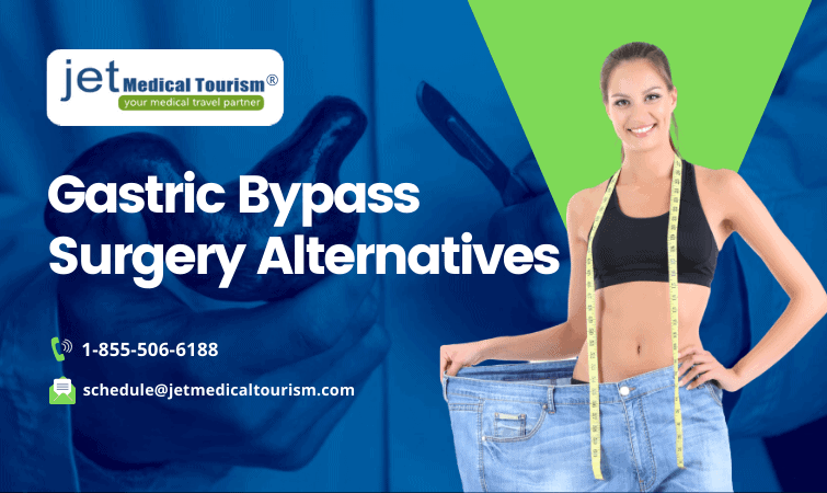 Gastric bypass surgery alternatives