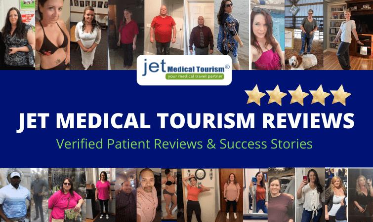 Jet Medical Tourism® Reviews