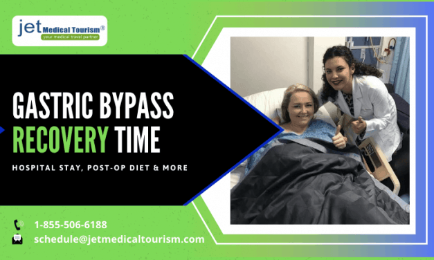Gastric Bypass Recovery Time