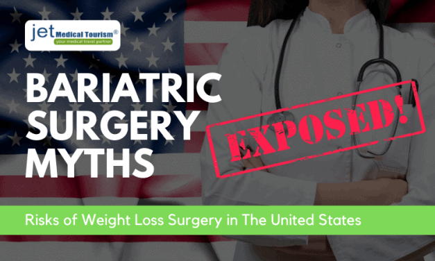 Risks of Weight Loss Surgery in The United States: Bariatric Surgery Myths Exposed
