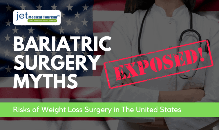 Risks of Weight Loss Surgery in The United States