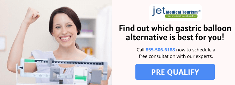 Contact for Gastric Balloon Alternative