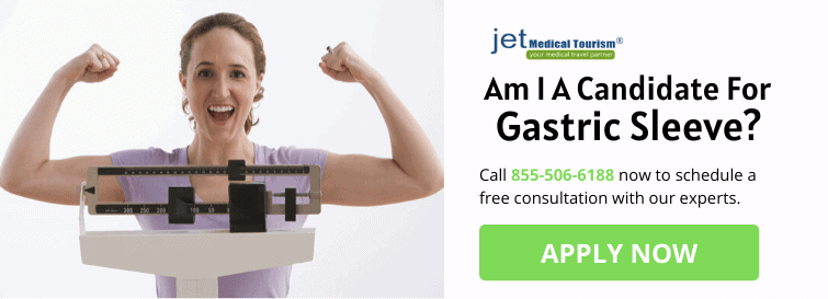 Am I Candidate for Laparoscopic Sleeve Gastrectomy