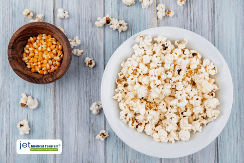 Can you eat popcorn after gastric bypass