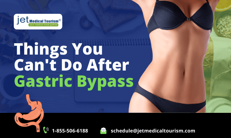 Things You Can't Do After Gastric Bypass