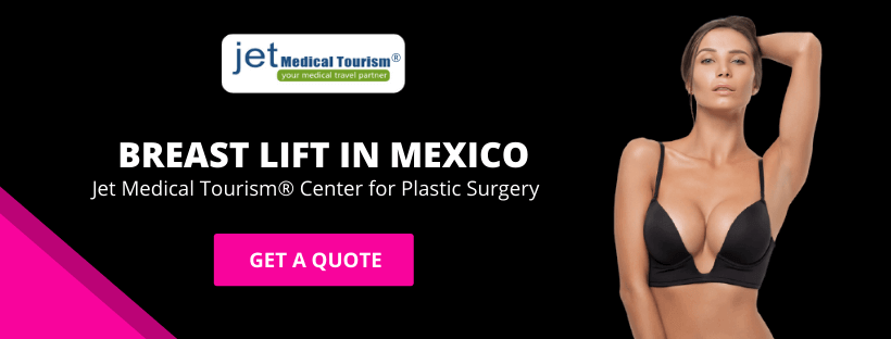 Breast Lift in Mexico with Jet Medical Tourism®