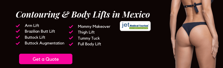 Plastic Surgery in Mexico Body Lifts