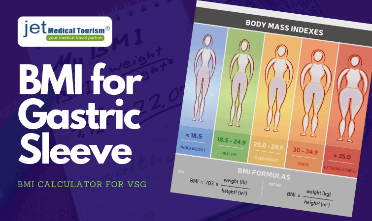 BMI for Gastric Sleeve
