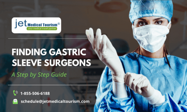 Finding Gastric Sleeve Surgeons: A Step by Step Guide