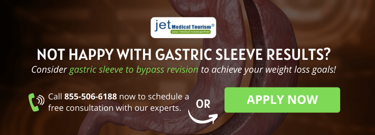 Gastric Sleeve to Gastric Bypass Revision