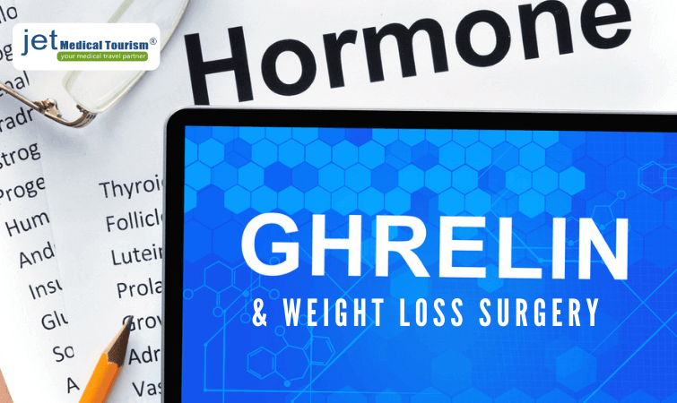 Ghrelin and weight loss surgery