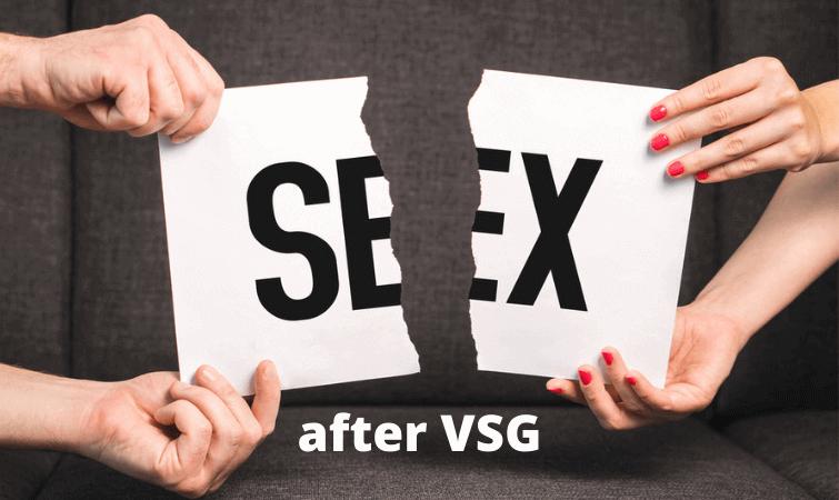 Sex after VSG