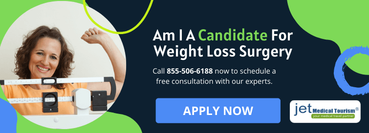 Am I candidate for weight loss surgery