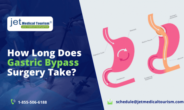 How Long Does Gastric Bypass Surgery Take