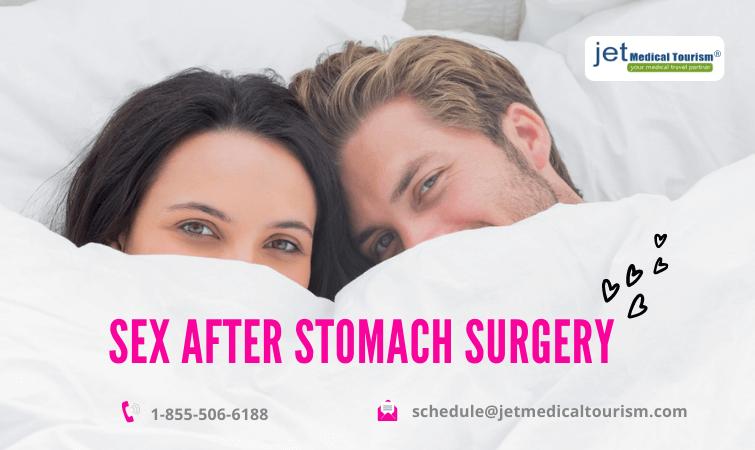 Sex after stomach surgery