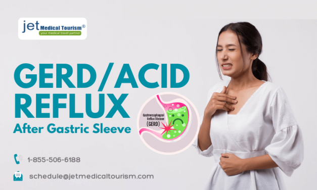 Acid Reflux or GERD After Gastric Sleeve