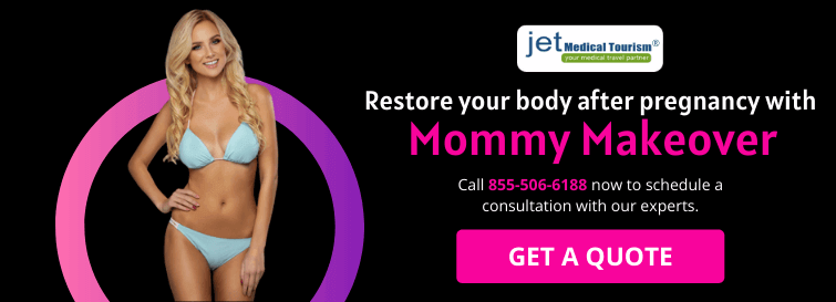 Mommy Makeover Plastic Surgery Procedure