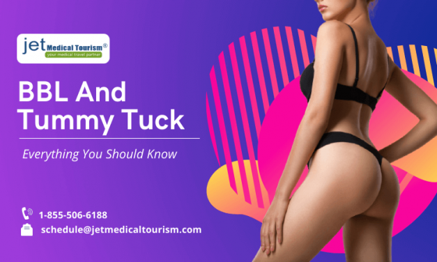 BBL And Tummy Tuck: Everything You Should Know
