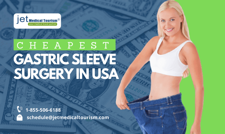 Cheapest Gastric Sleeve Surgery in USA