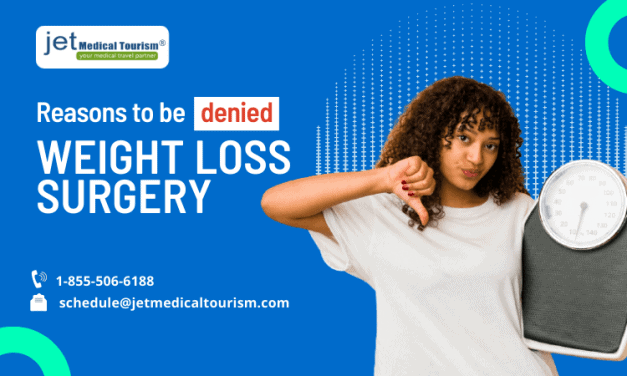 Reasons to be Denied Weight Loss Surgery