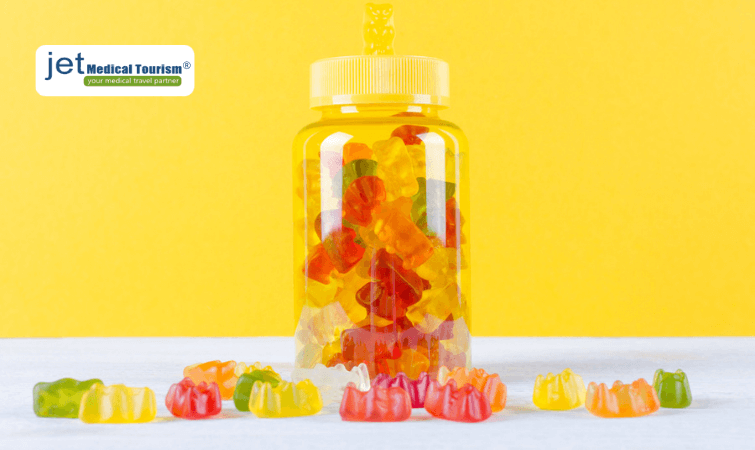 gummy vitamins after bariatric surgery