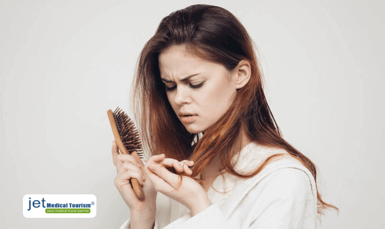 Hair loss after gastric sleeve